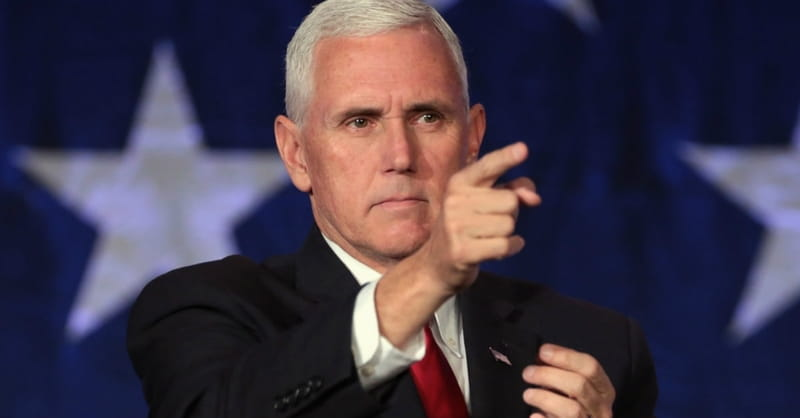 A Vice President Who Prays: Mike Pence Headlines National Catholic Prayer Breakfast