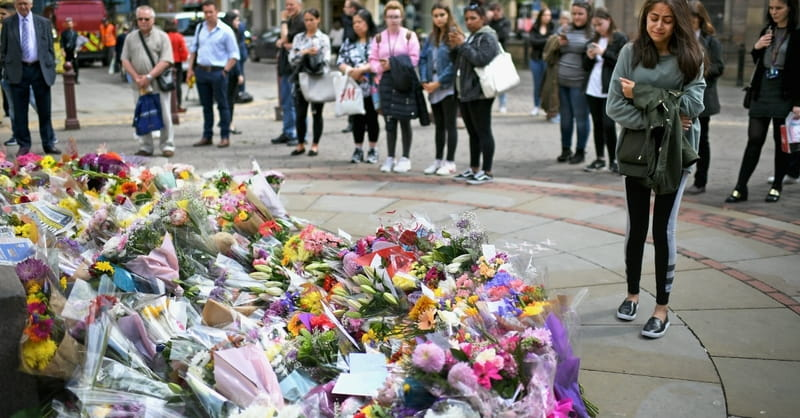 Billy Graham Chaplains Deployed to Manchester to Offer Aid