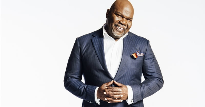 Nearing 60, Bishop T.D. Jakes Strives to Bridge Racial, Political Divides