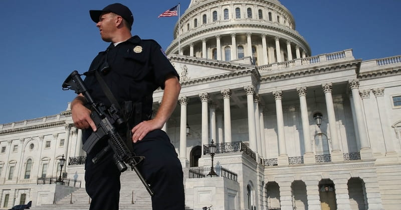 Witnesses Say Capitol Police Bravery Prevented 'Massacre'