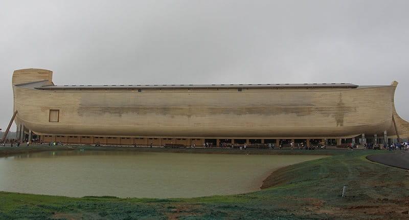 Ken Ham Disputes Reports the Ark Encounter is Sinking
