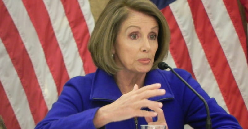 Nancy Pelosi: Republicans' Efforts to Defund Planned Parenthood 'Dishonor God'