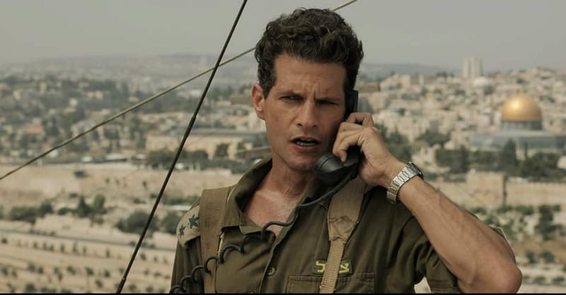 5 Questions with Erin Zimmerman, Director of Blockbuster 'In Our Hands' Filmed in Israel