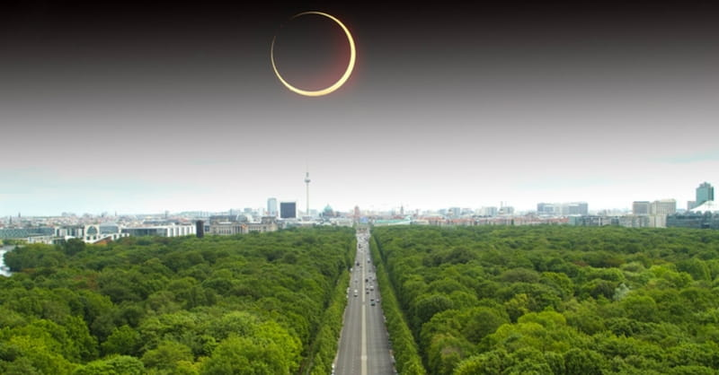 Today's Eclipse and 8 Other Significant Astronomical Events