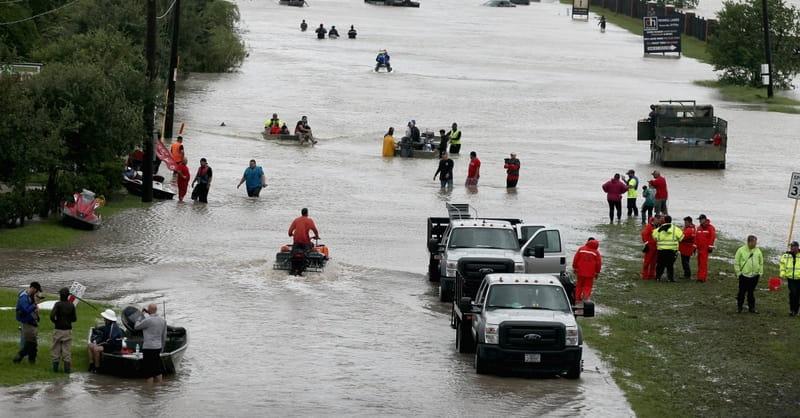 Hurricane Harvey Hits Louisiana, Death Toll Rises