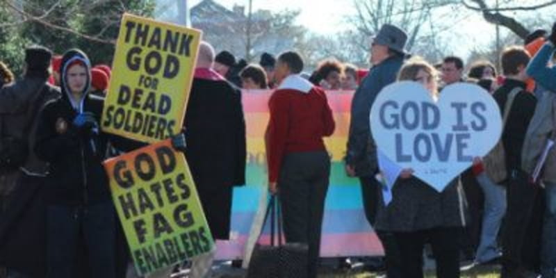 Analysis: Fred Phelps' Hateful Legacy May Be the Opposite of All He Intended