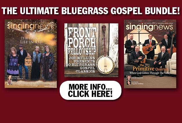 The Ultimate Bluegrass Gospel Combo!
