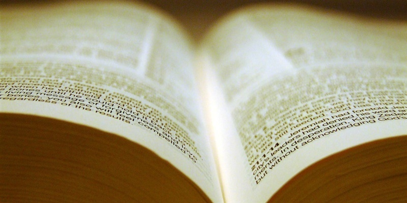 The Bible – Helpful, but Not Read Much