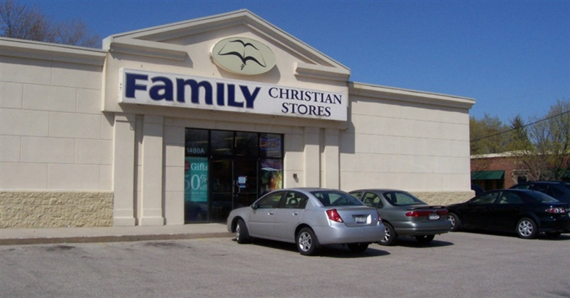 Family Christian Stores Closing after 85 Years