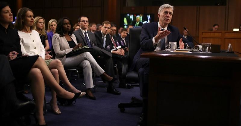 Republicans Confident Democrats Won't be Able to Block Gorsuch's Confirmation