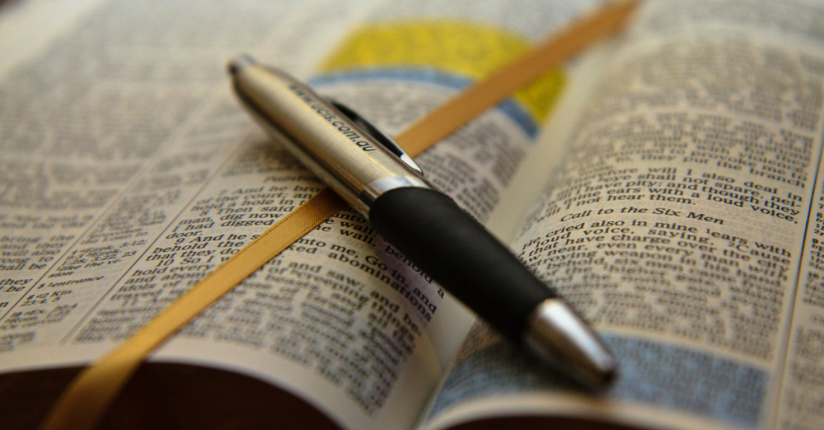 New 'Jesus-Centered Bible' Highlights Old Testament Passages That Refer to Christ
