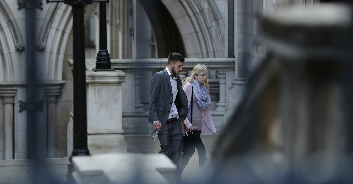 The Life of Charlie Gard: Whose Decision is it Anyway?