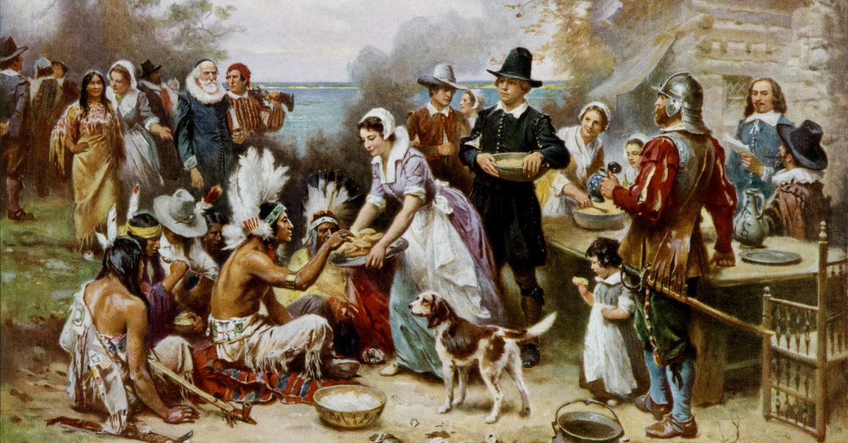They Did Not Honor Him or Give Thanks — Why Thanksgiving is Inescapably Theological