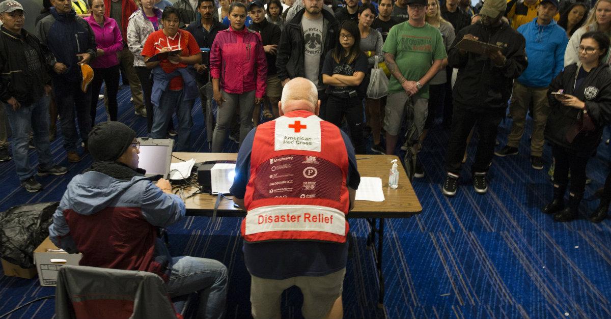 Samaritan's Purse Comes to the Aid of Hurricane Maria Victims