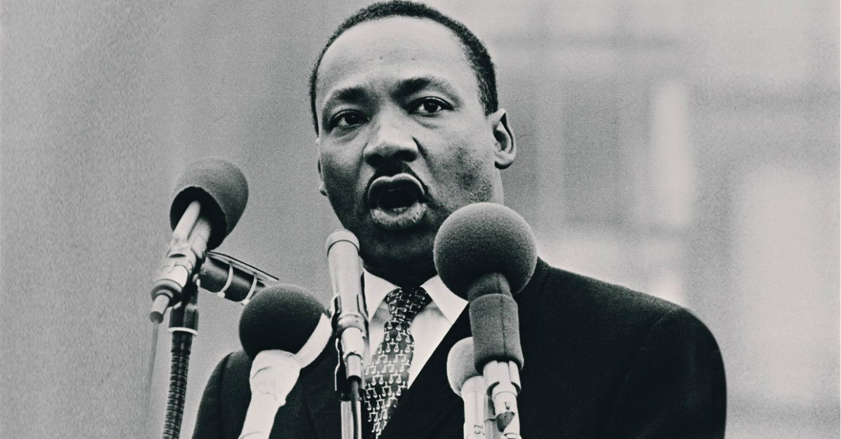 Trump to Meet with Son of Martin Luther King Jr. in Honor of MLK Day