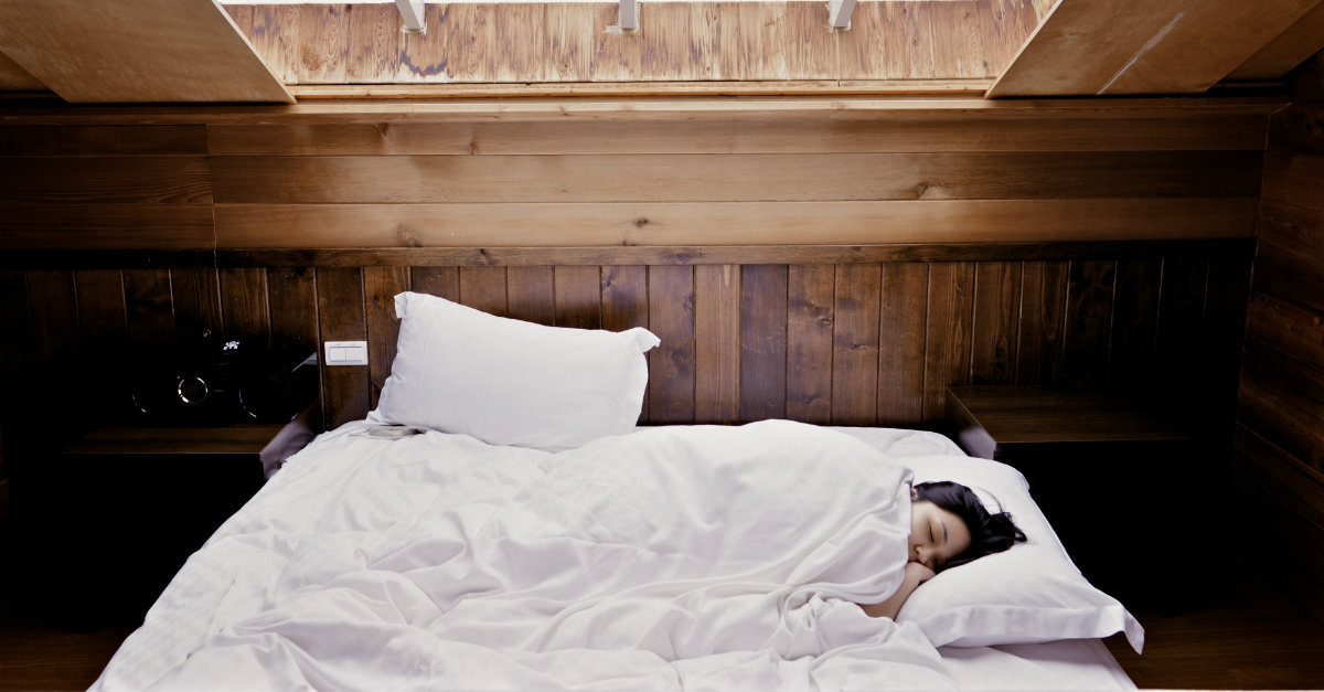 Could Getting Better Sleep Help You Hear from God More? This Author Says Yes