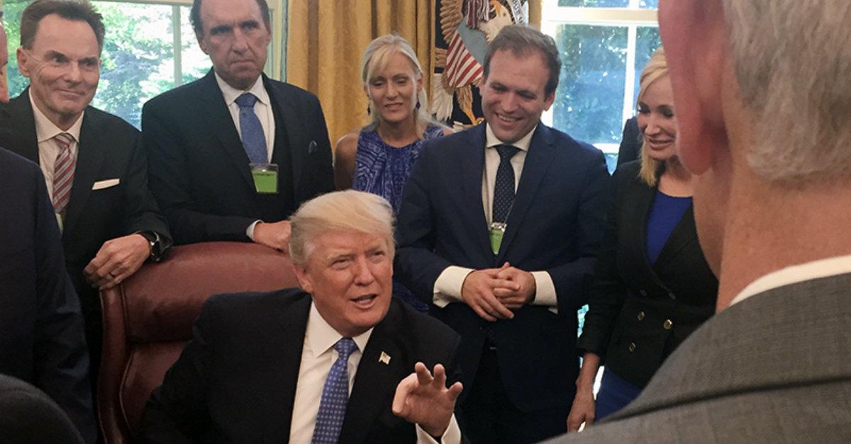 Should President Trump's Evangelical Advisors Resign?