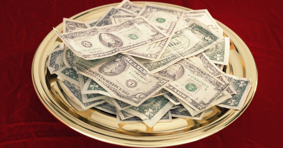Does My Entire Tithe Have to Go to the Local Church?