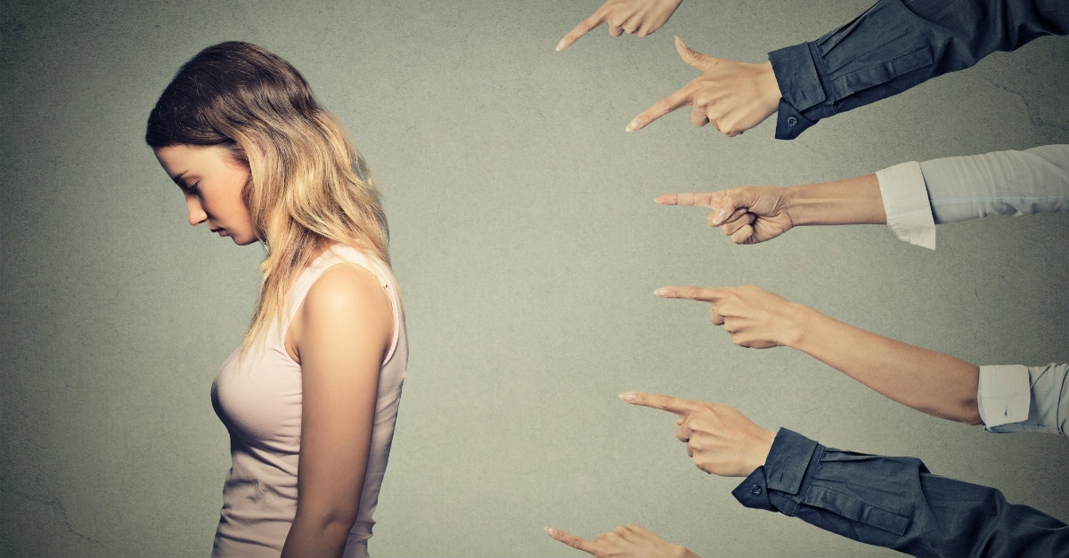 Why You Don't Need to be Ashamed of Sexual Abuse