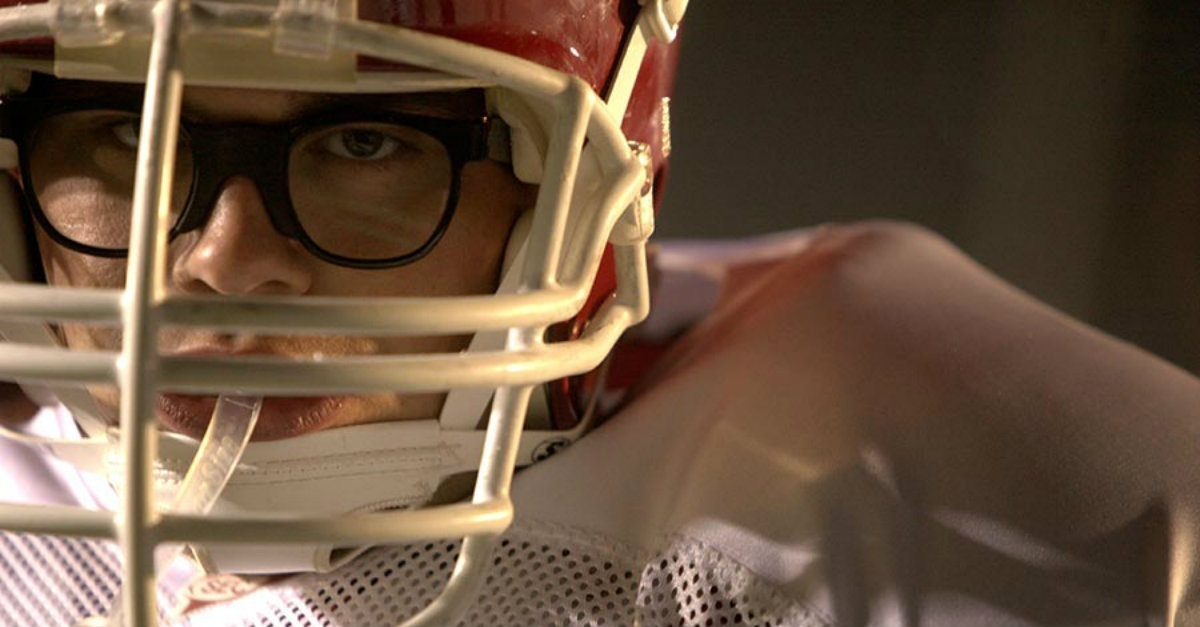 "Is This Film ""Greater"" Than All the Other Faith-in-Football Movies?"