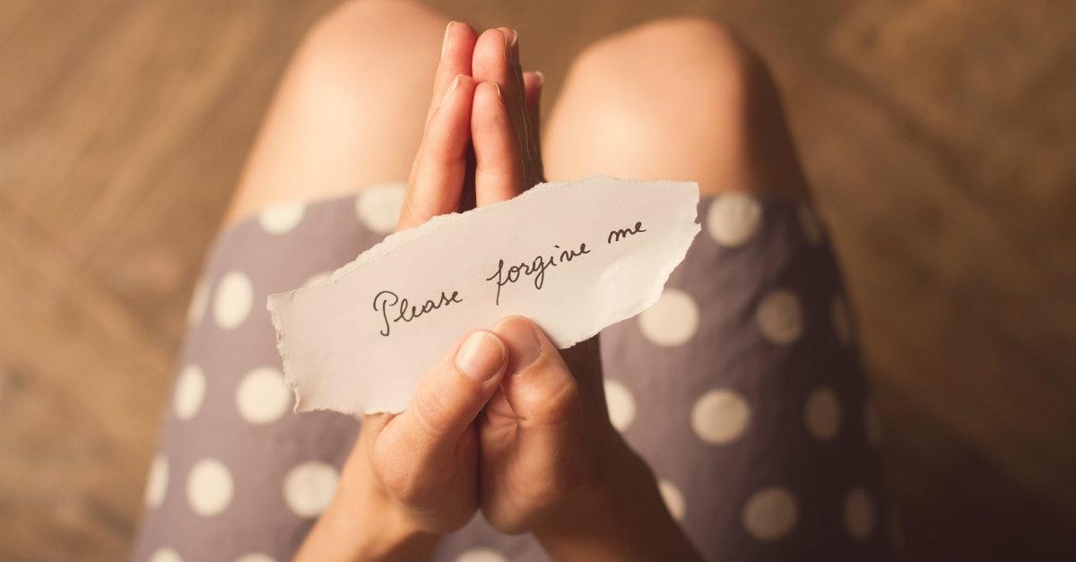 9 Myths about Forgiveness