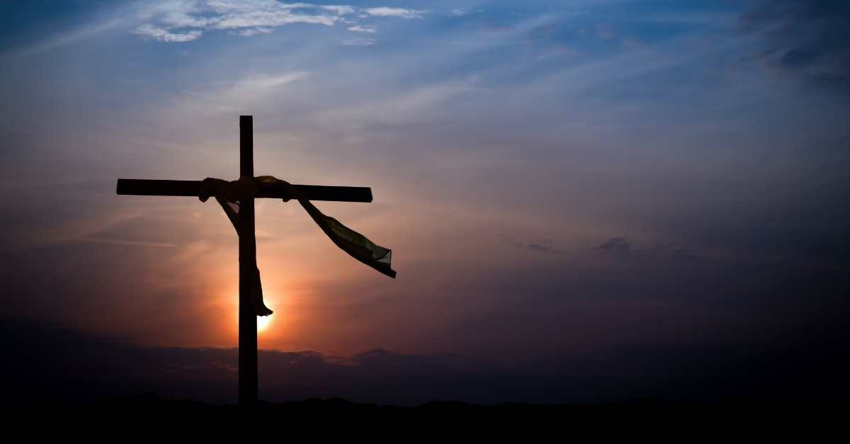 Where was Christ between the Cross and the Resurrection?