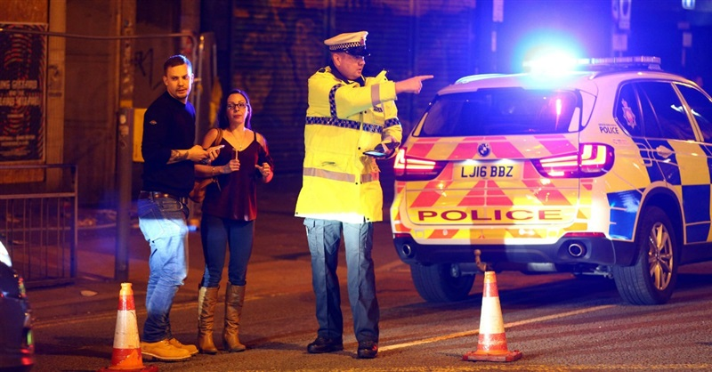 Suicide Attack in Manchester UK: Over 20 Dead