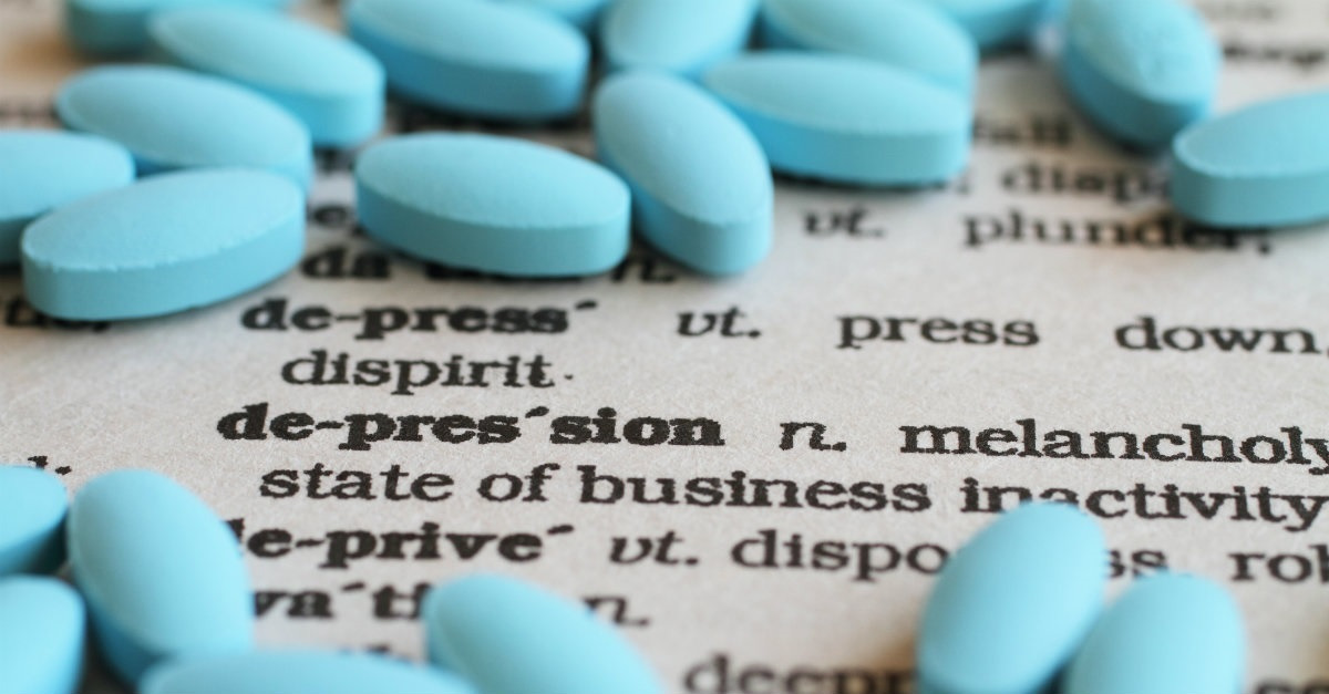 Should Christians Take Antidepressants?