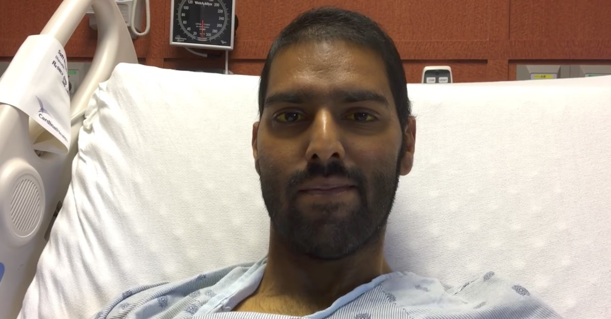 Video: Nabeel Qureshi's Final Message to His Friends