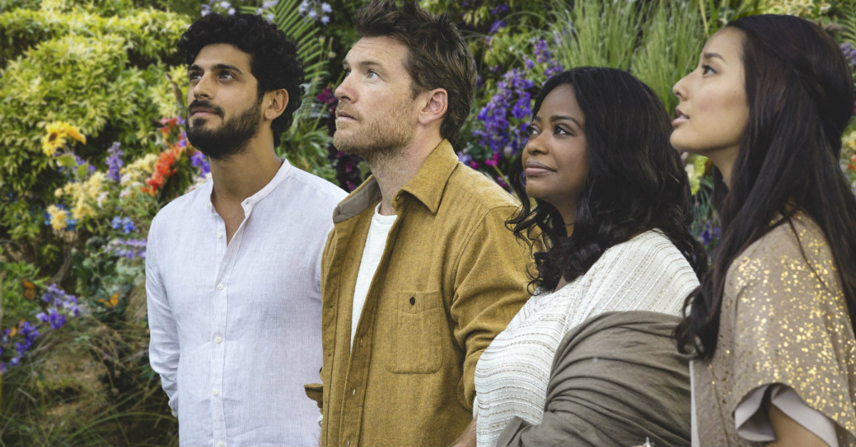 "Visit Our Resource Page in Advance of ""The Shack"""