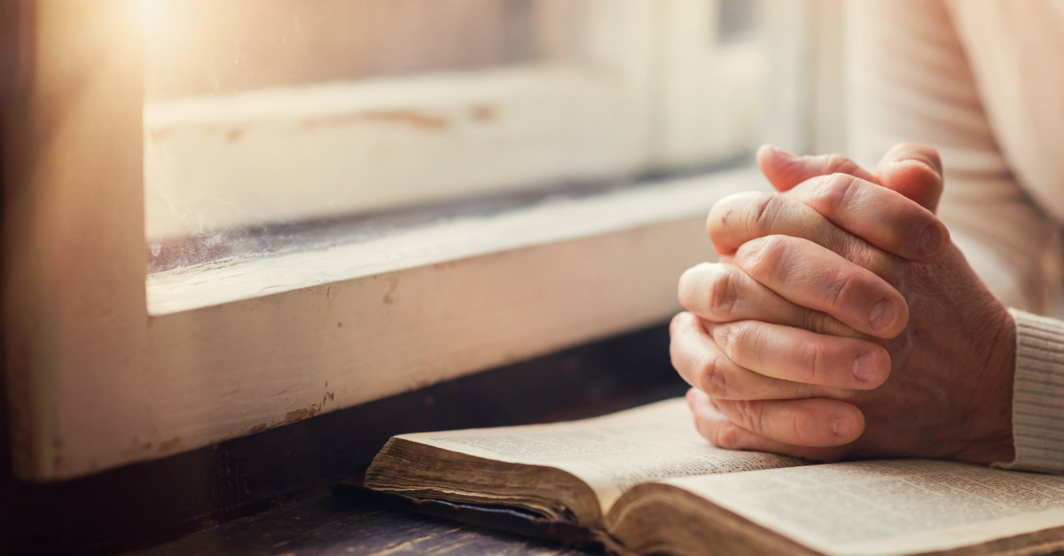 Take the 30 Day Prayer Challenge for Your Husband