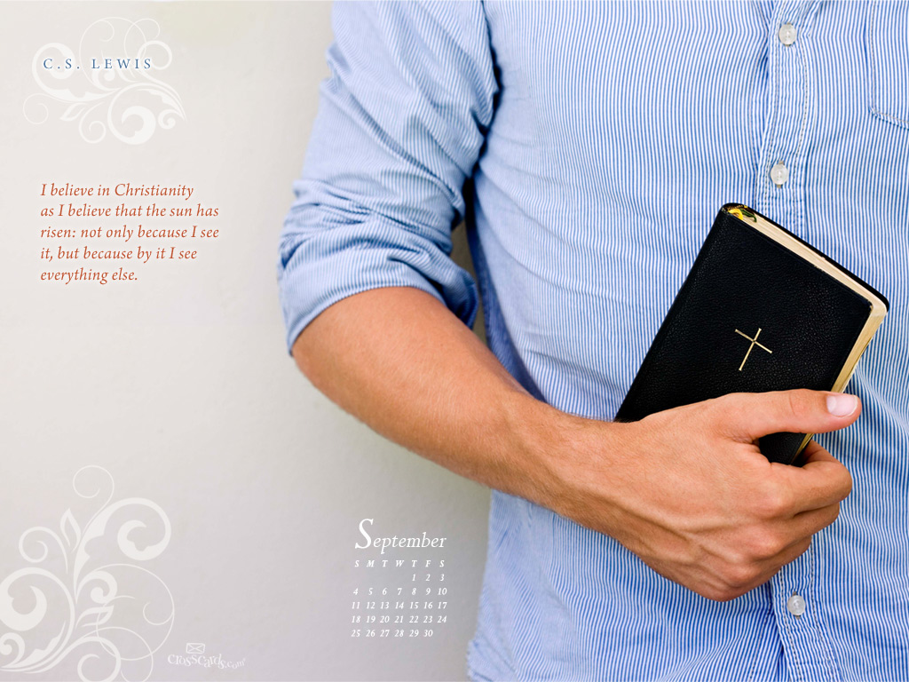 September 2011 - Christianity - Wallpaper