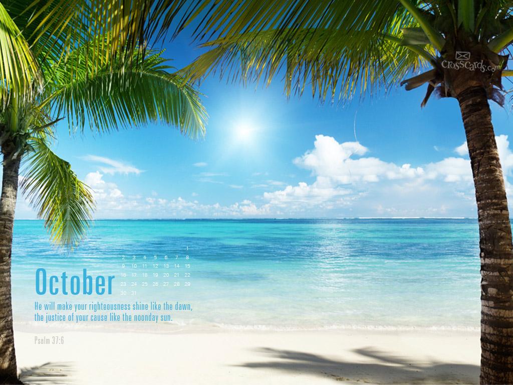 October 2011 - Psalm 37:6 - 1024 x 768