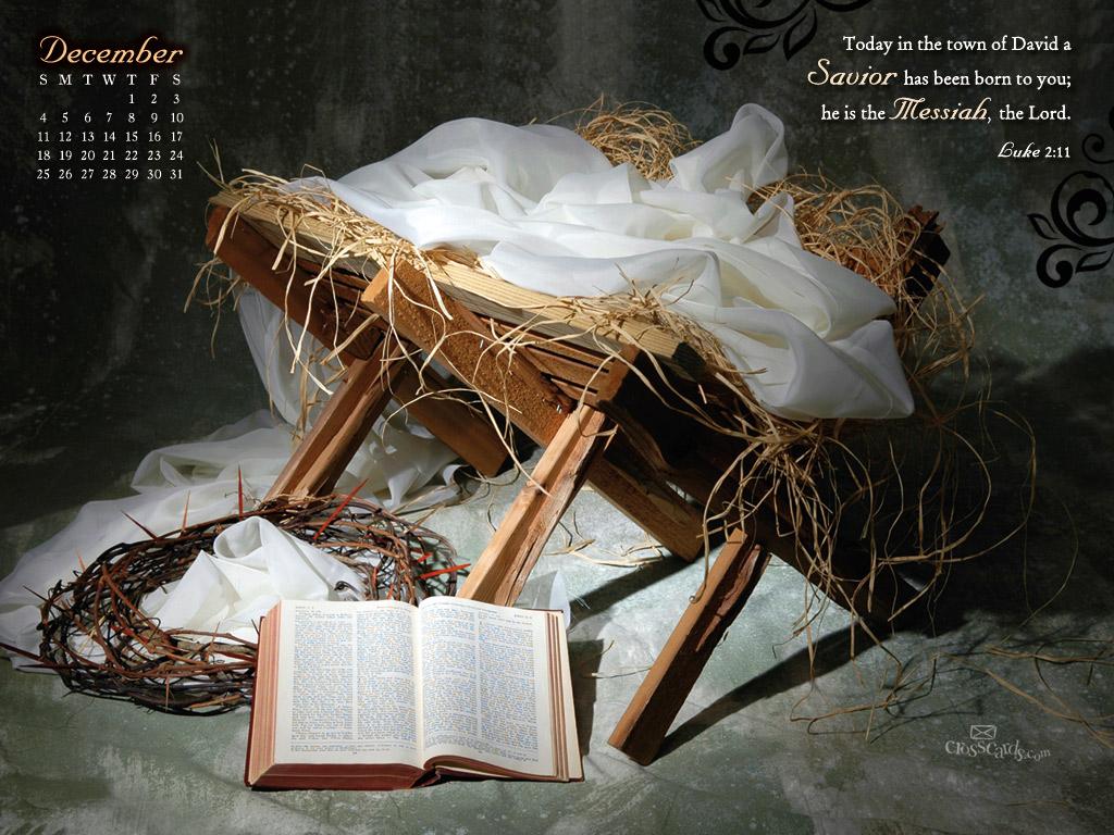 Dec. 2011 - Savior Born