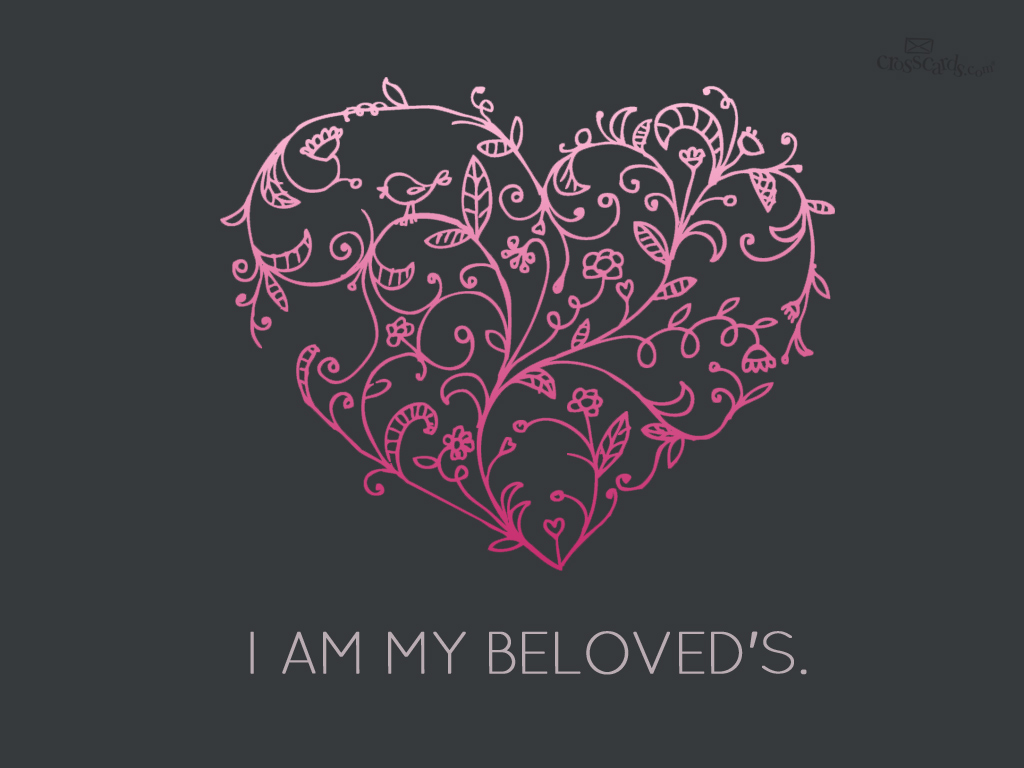 Beloved - Wallpaper