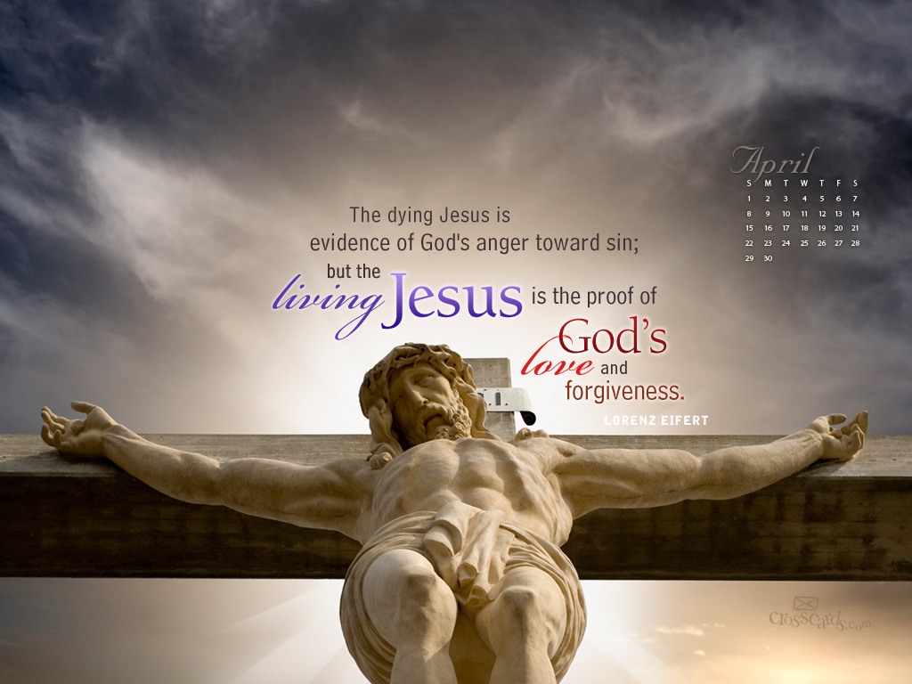 April 2012 - Living Jesus