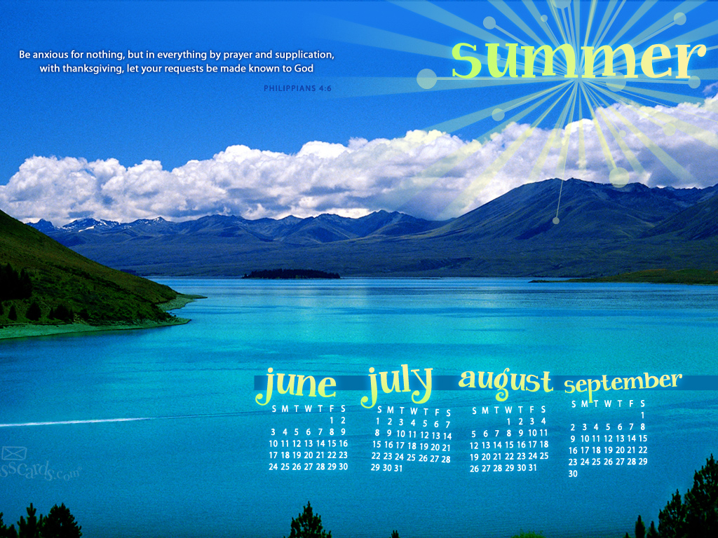 Summer 2012 - Phil. 4-6 - Wallpaper