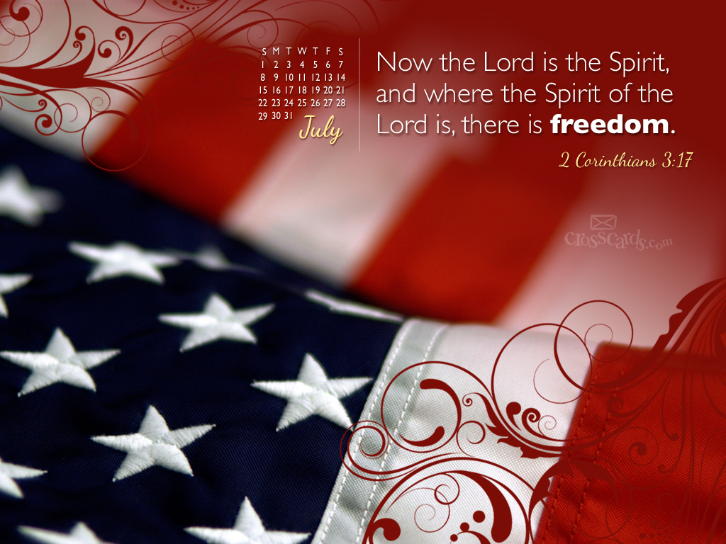 July 2012 - Freedom - Wallpaper
