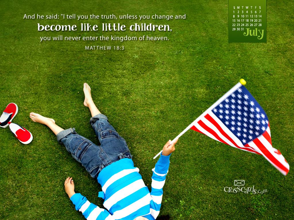 July 2012 - Little Children