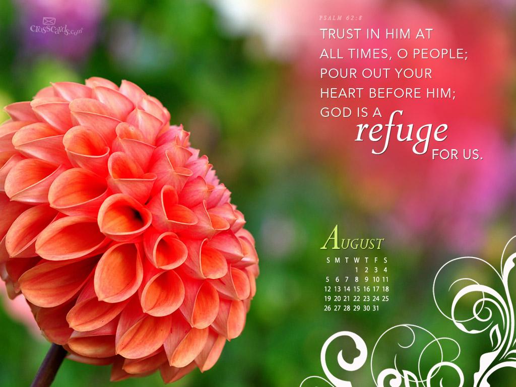 August 2012 - Refuge