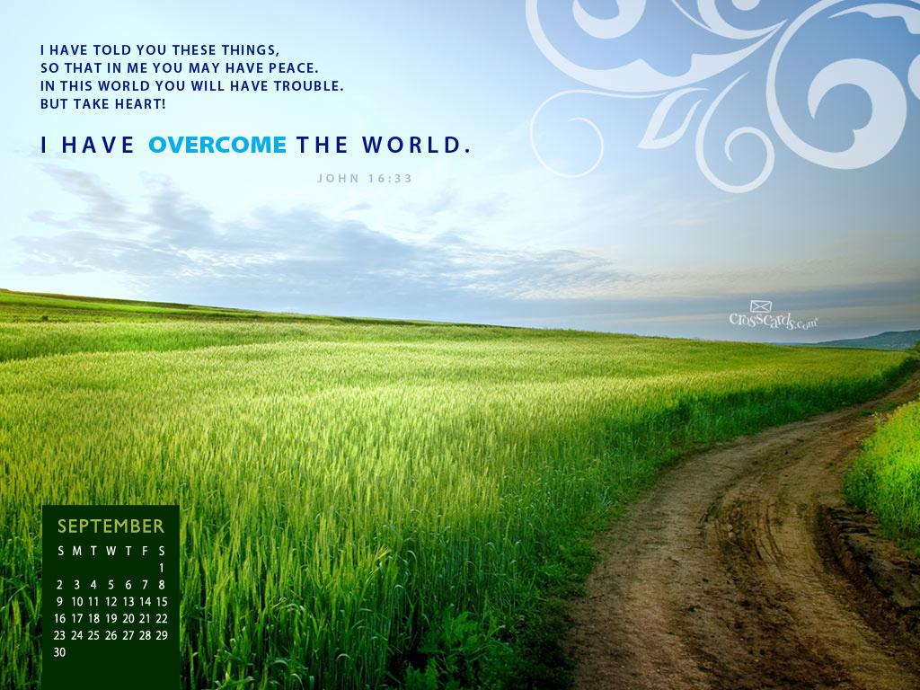 Sept. 2012 - Overcome