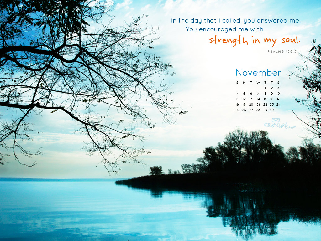 Nov 2012 - Strength - Wallpaper