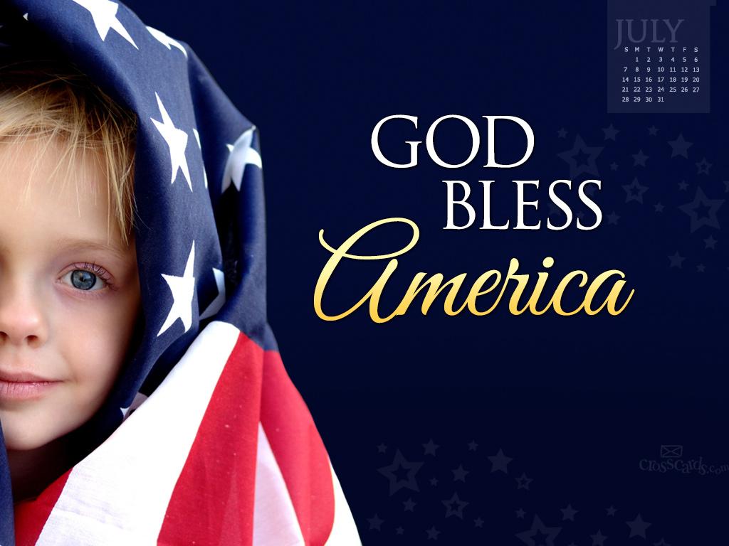 July 2013 - God Bless America