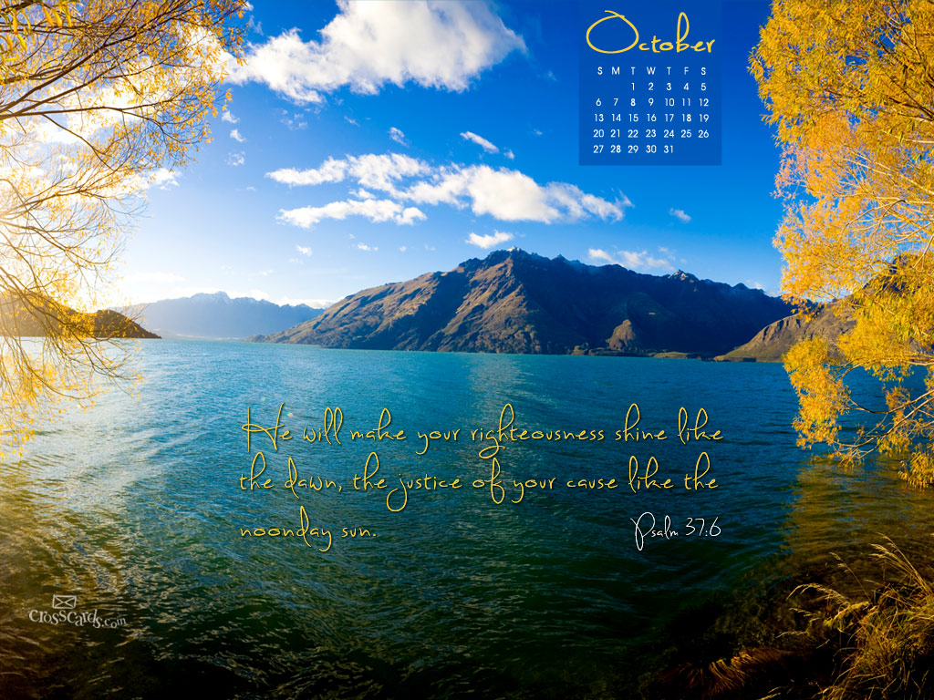 Oct 2013 psalm 37 6 wallpaper - Crosscards christian wallpaper ...