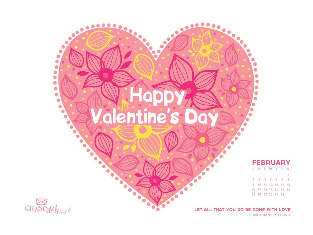 February 2014 - 1 Cor 16:14 NKJV