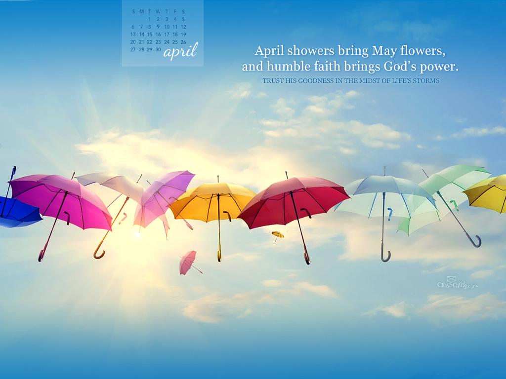 April 2014 - God's Power