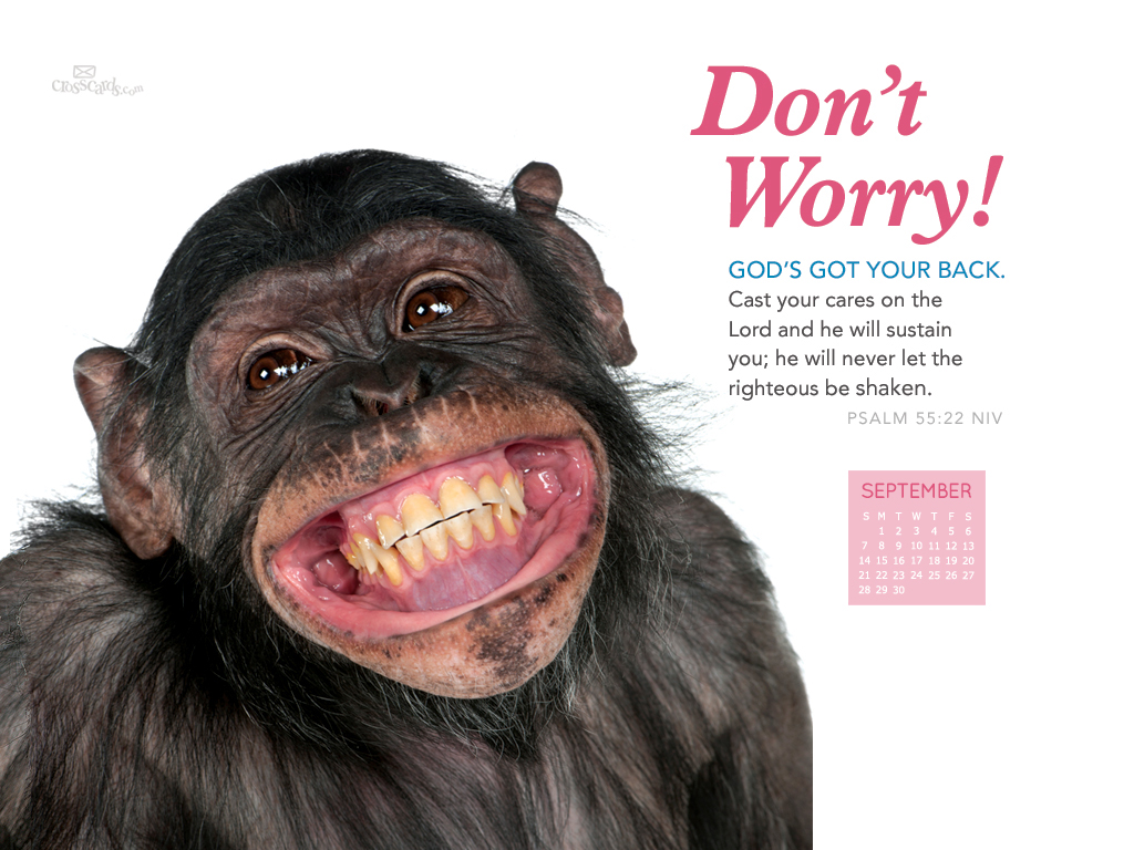 Sept 2014 - Don't Worry