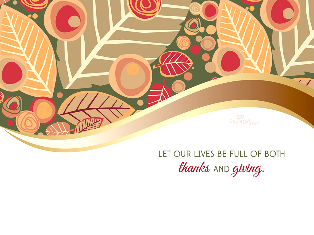 give thanks desktop wallpaper - photo #15