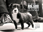 April 2013 - Big God