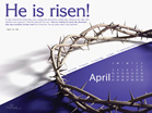 April 2011 - He Is Risen